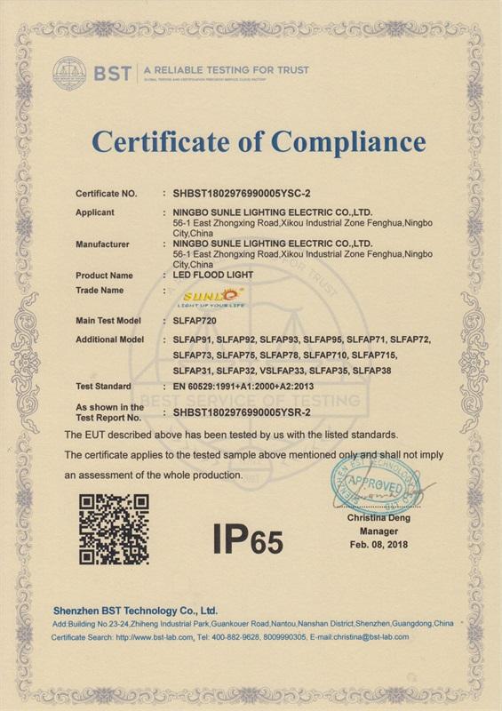 聚光灯 IP65